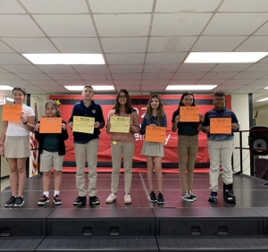 5th Grade Awards